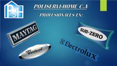 Profesionales En Maytag Subzero Electrolux Whirlpool!!!!