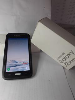 Samsung Galaxy J2 Prime G532m Usado Con Funda De Goma.