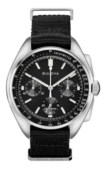 Relógio Bulova Masculino Lunar Pilot 96a225 *edição Especial
