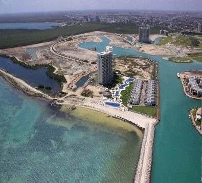Departamento En Venta A Estrenar En Puerto Cancun