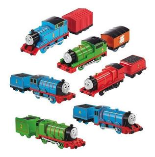Thomas & Friends Trackmaster Tren Gordon Percy Thomas