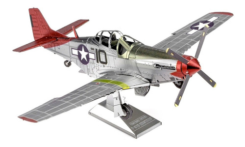 Avión P-51d Mustang -  The Tuskegee Airmen  Armar Premium