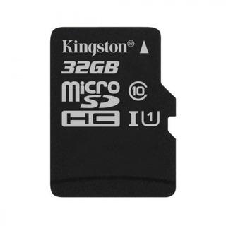 Cartão De Memória Microsd 32gb Kingston 80mb/s
