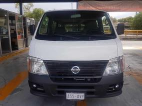 Nissan Urvan Urvan Gx 15 Pasajero