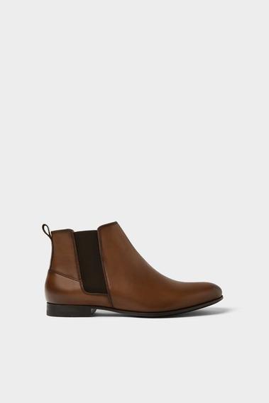 Zapatos Botines Zara Man Nuevos Cole Guess