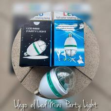 Mira Para Amar Tu Fiesta Mini Foco Led Light Party