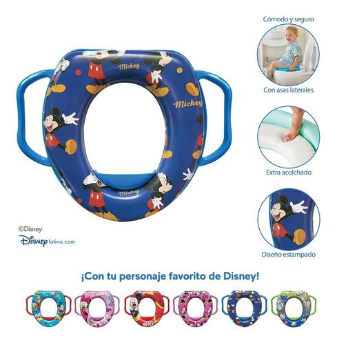 Imagen 1 de 4 de Entrenador De Baño Para Bebé Mickey Disney Priori