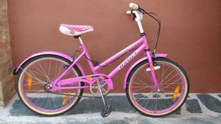 Bicicleta De Niñas (rodado 20)