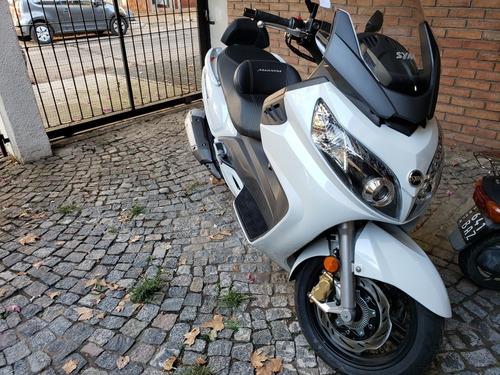 Sym 600cc