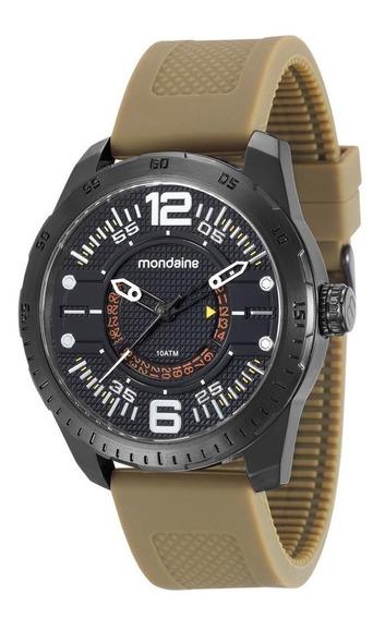 Relógio Masculino Analógico Mondaine 94975gpmvpu2 - Verde