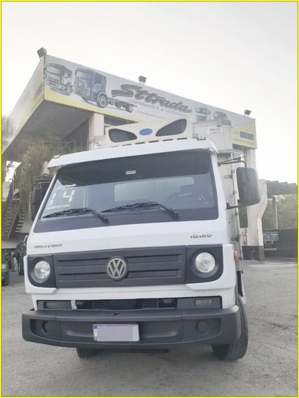 Vw 10.160 Drc 4x2 - Ano 2014 - No Chassi