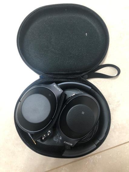Fantástico Fone De Ouvido Sony Wh-1000xm2