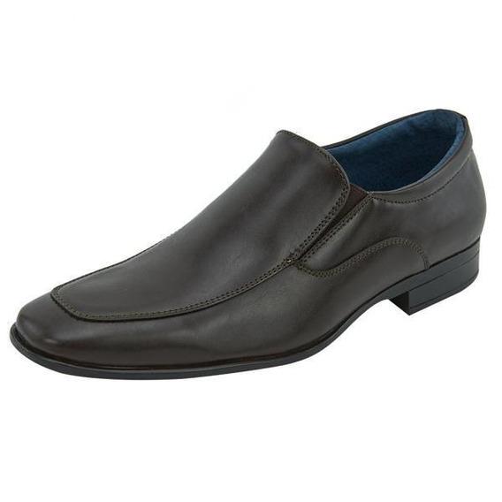 Zapato P/caballero Mundo Terra 017622 Uy4