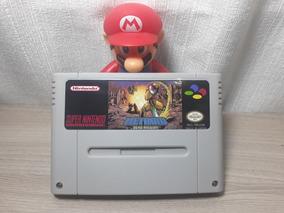 Super Metroid Zero Mission Snes Cartucho De Super Nintendo