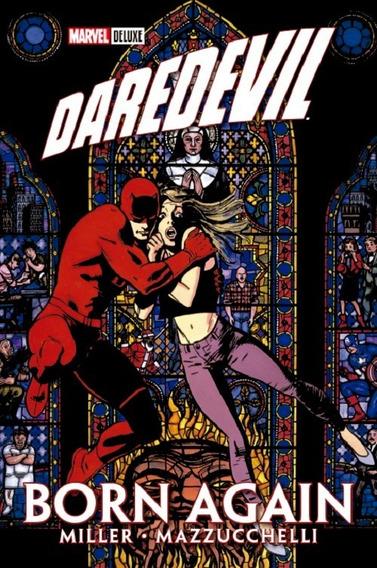 Marvel Deluxe Daredevil: Born Again