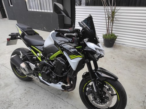 Kawasaki Z900 Abs Año 2020