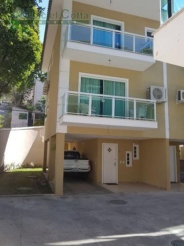 Casa Para Venda, 3 Dormitórios, Praia Da Bandeira - Rio De Janeiro - 2650