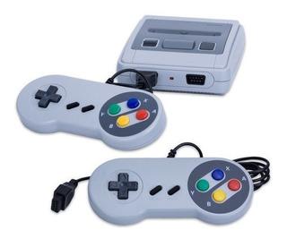 Super Nintendo Aniversario Sfc620 Juegos 2 Controles