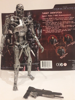 Figura The Terminator T800 Endoskeleton Neca