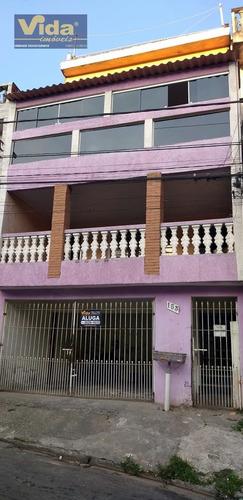Imagem 1 de 12 de Casa Sobrado Para Locação Em Bandeiras  -  Osasco - 40711