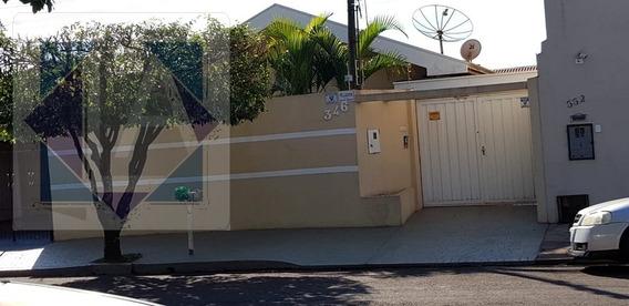 Casa Para Venda, 3 Dormitórios, Margarida - Ourinhos - 467