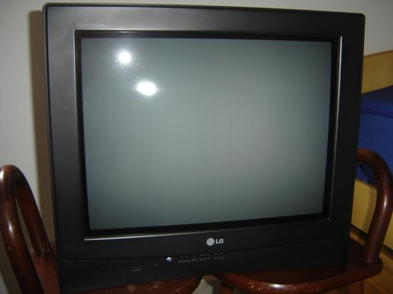 Tv Lg 21 Polegadas (tubo) Tela Plana