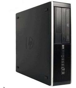Cpu Hp 8200 Elite 1155 I5 2ª Geração 4gb 250gb Gravador Wifi