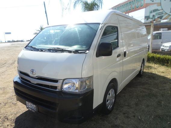 Toyota Hiace Penel Toldo Alto 2011