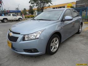 Chevrolet Cruze Nickel Ls At 1800cc 4p Ct