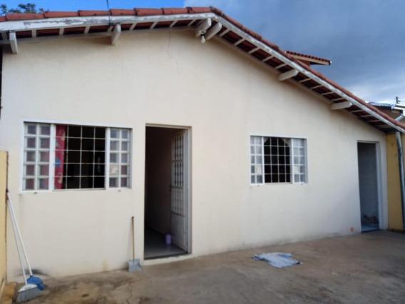 Casa Em Jardim Riviera, Botucatu/sp De 90m² 2 Quartos À Venda Por R$ 110.000,00 - Ca424294