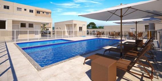Apartamento Em Três Pontes, Itaboraí/rj De 45m² 2 Quartos À Venda Por R$ 135.000,00 - Ap301425