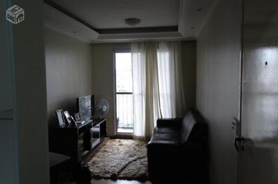 Apartamento Residencial À Venda, Jardim Centenário, São Paulo. - Ap0938