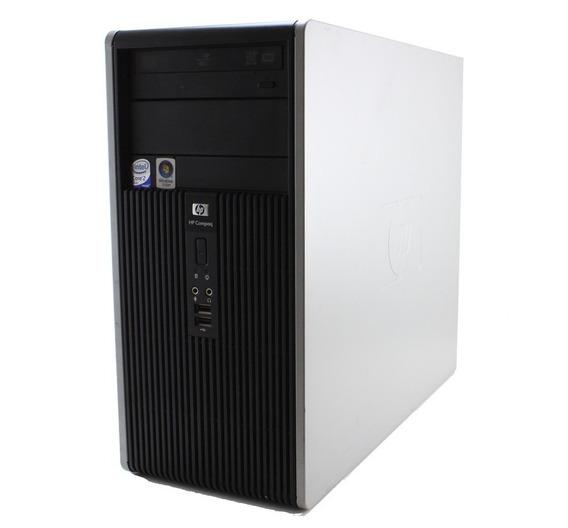 Cpu Hp Compaq Dc5800 Dual Core E7400 2.80ghz 2gb Ram 160gb