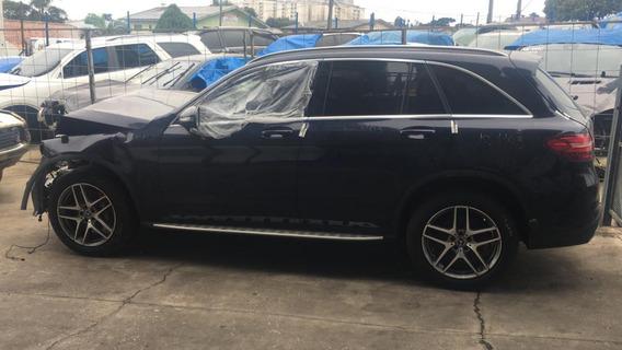 Mercedes Benz Glc 2017 Sucata Para Venda De Peças