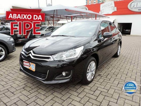 Citroën C4 Lounge Origine 1.6 Thp Flex, Ixm9345
