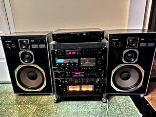 Equipo De Audio Philips Completo Alta Gama