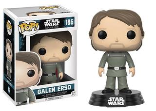 Funko Pop Galen Erso 186 Star Wars Muñeco Original