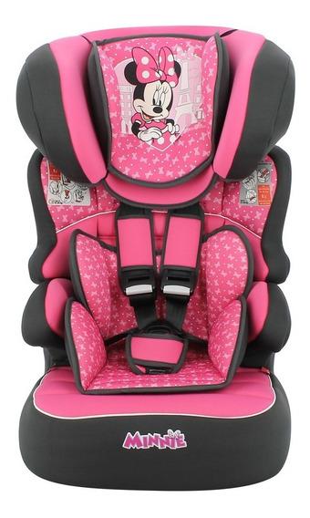 Cadeira Para Auto - De 09 A 36 Kg - Beline Luxe - Disney - M