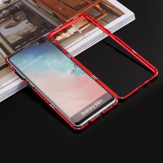 Capa Bumper Magnética Case Galaxy S10 Plus Original
