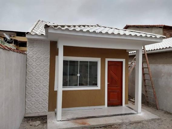 Casa Em Ampliação, Itaboraí/rj De 70m² 2 Quartos À Venda Por R$ 240.000,00 - Ca213240