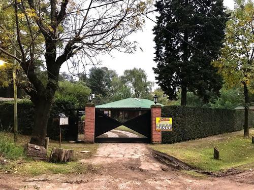 Quinta En Moreno Cerca De Acceso Oeste Casa Lote Terreno