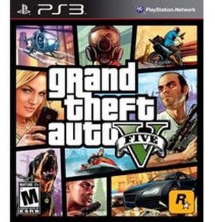 Gta 5 Ii Grand Theft Auto V Ii Ps3 Digit Entrega Inmediata!!