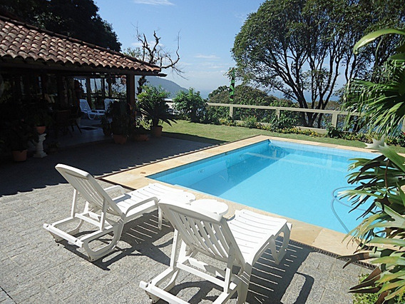 Casa Em Condomínio-à Venda-são Conrado-rio De Janeiro - 71005