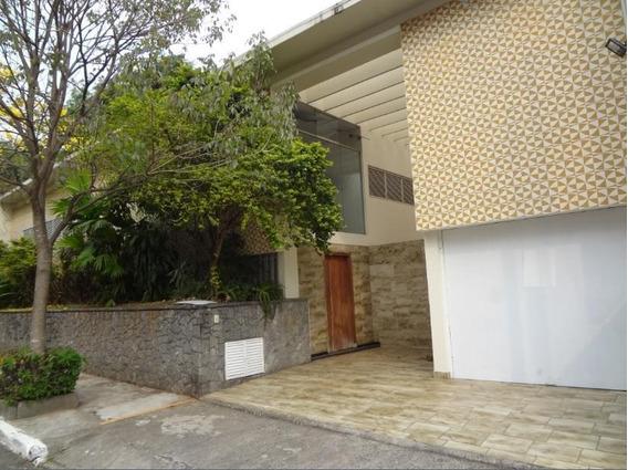 Casa Em Vila Mariana, São Paulo/sp De 200m² 3 Quartos Para Locação R$ 8.000,00/mes - Ca509272