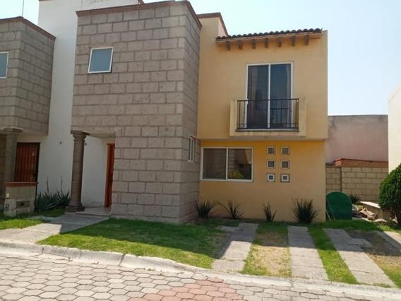 Casa Sola En Renta Las Potrancas Residencial