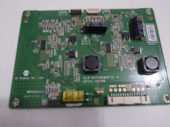 Panasonic Tc-l47e5bg Placa Inversora Kls-e470rabhf12 A