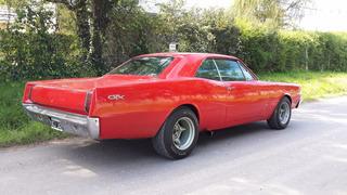 Dodge Gtx 1972 318 V8