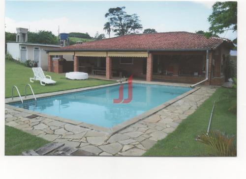 Imagem 1 de 9 de Chácara À Venda, 4 Quartos, 10 Vagas, Piratuba - Piedade/sp - 6309