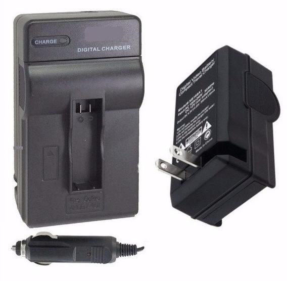 Carregador De Bateria Ahdbt-501 P/ Câmera Gopro Hero 6 Black