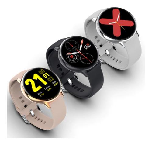 Relógio Inteligente Lemfo S20 Visor De Led Várias Funções